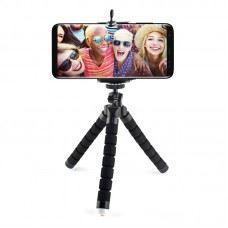 Omega univerzalni tripod z držalom za pametne telefone