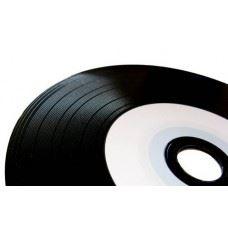 Ritek Traxdata CD-R 52x 700 MB, Vinyl White Printable, 50 kom