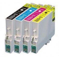 EPSON T1295 , T1291 do T1294 , komplet 4 kompatibilne kartuše