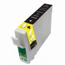 EPSON T1291 , kompatibilna črna kartuša s čipom