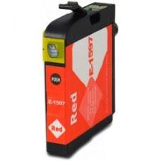 EPSON T1597 , kompatibilna rdeča kartuša, red 17ml