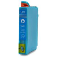 EPSON T1622 , T1632 , T16XL kompatibilna modra kartuša s čipom