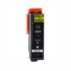 EPSON 33XL , T3351 , kompatibilna črna kartuša s čipom 22ml
