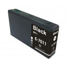 EPSON T7011 , kompatibilna črna kartuša 70ml
