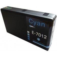 EPSON T7012 , kompatibilna modra kartuša 36ml