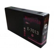 EPSON T7013 Magenta, kompatibilna rdeča kartuša 36ml