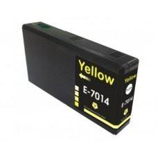EPSON T7014 , kompatibilna rumena kartuša 36ml