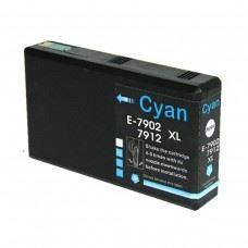 EPSON 79XL , T7902 XL , kompatibilna modra kartuša 25ml