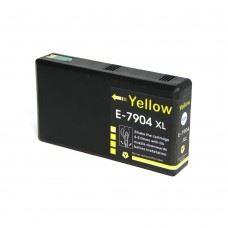 EPSON 79XL , T7904 XL , kompatibilna rumena kartuša 25ml