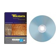 Traxdata FS Printable M-DISC DVD 4.7 GB 1000 let, 3 kom