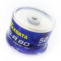 Traxdata CD-R 52x 700MB, 50 kom