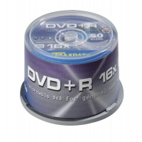 Traxdata DVD+R 4.7 GB 16x hitrost - 50 kom