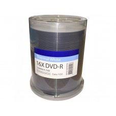 Traxdata PRO DVD-R 16x 4.7GB FS Thermal White Printable, termalni, 100 kom