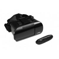 iBox Virtual Reality 3D očala za pametne telefone + bluetooth kontroler , odprta embalaža