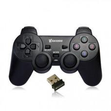 Brezžični kontroler gamepad Vakoss GP-3925BK