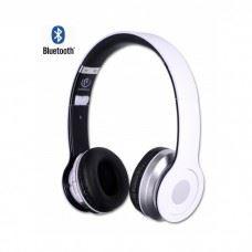 Rebeltec brezžične bluetooth slušalke Crystal white