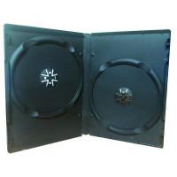 MediaRange DVD škatlica 14MM za 2 DVDja, 50 kom