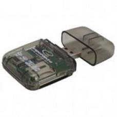 Čitalec kartic microSD, SD, MMC, MS Duo, MS Pro - na USB