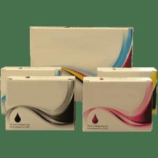 Kompatibilne kartuše HP 56 XL , HP 57 XL , C6656A , C6657A , komplet 2 kartuši