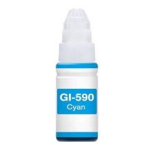 Canon kompatibilno ink črnilo GI-590 C , cyan - modra , 70ml