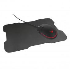 Gaming miška Omega VARR 3200dpi LED + podloga