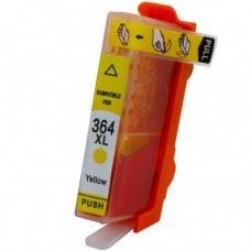 HP 655 Y , kompatibilna rumena kartuša