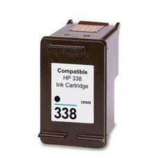 HP 338BK XL, HP 338XL BK, C8765E, kompatibilna črna kartuša 15ml