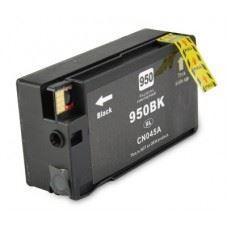 HP 950BK XL, kompatibilna črna kartuša s čipom 80ml