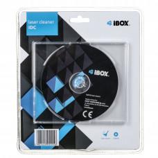 iBox čistilni CD, čiščenje leč za CD in DVD pogone