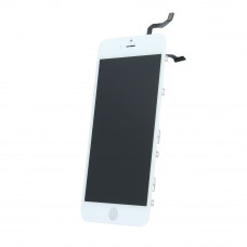 LCD + zaslon na dotik za iPhone 6s Plus , bela AAAA