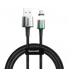 Baseus magnetni kabel tip-C 3A , 1m + magnetni microUSB adapter