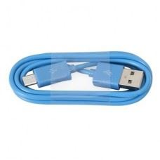 OMEGA USB 2.0 - micro USB kabel za GSMe, MP3, tablice, digitalne kamere - 1M moder