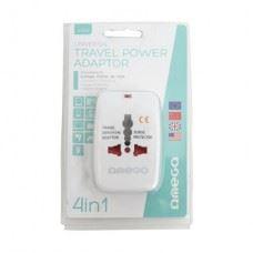 Univerzalni adapter/pretvornik - UK, EU, Kitajska, USA, Australia, Japonska