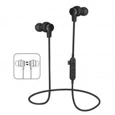 Bluetooth slušalke Platinet PM1061B z mikrofonom in microSD režo