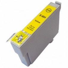 EPSON T0804, kompatibilna rumena kartuša 19ml