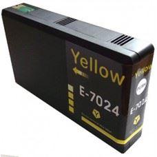 EPSON T7024 , kompatibilna rumena kartuša 25ml